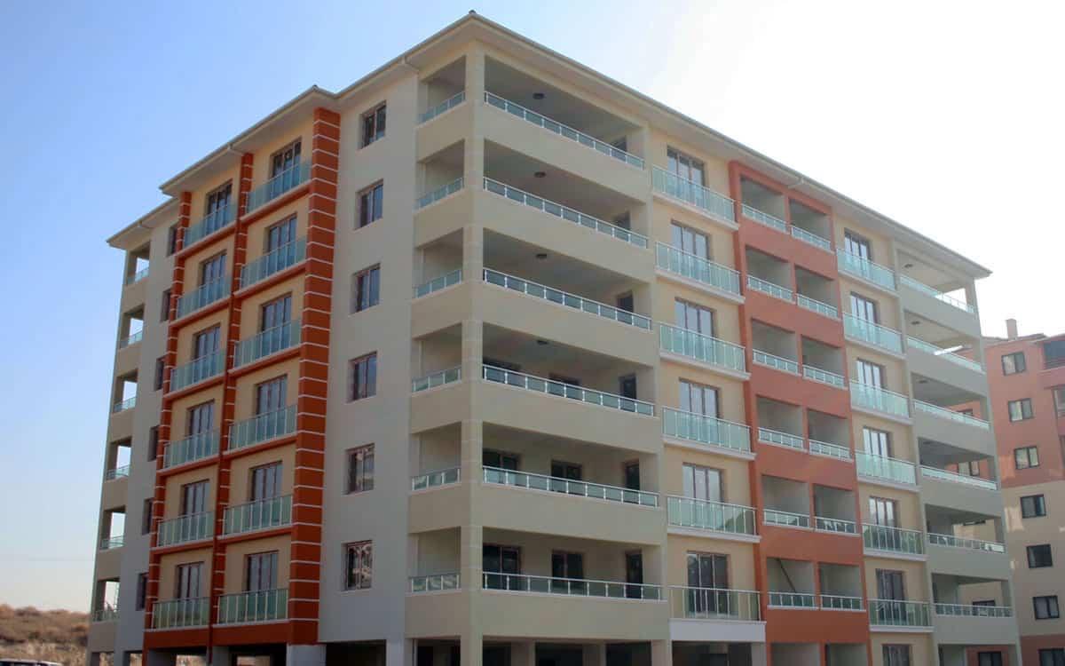 Eryaman Pimapen-Daldiken Apartmanı