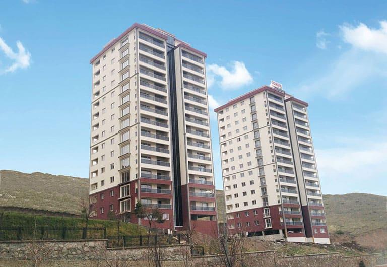 Eskişehir Yolu Pimapen-Doruk Life Evleri