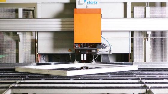 Hatüpen CNC Üretim Hattı