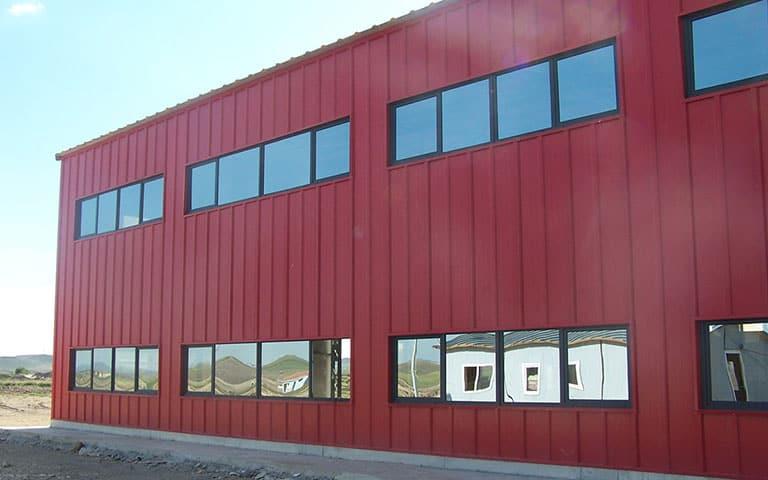 Ostim Pimapen-Fabrika Binası