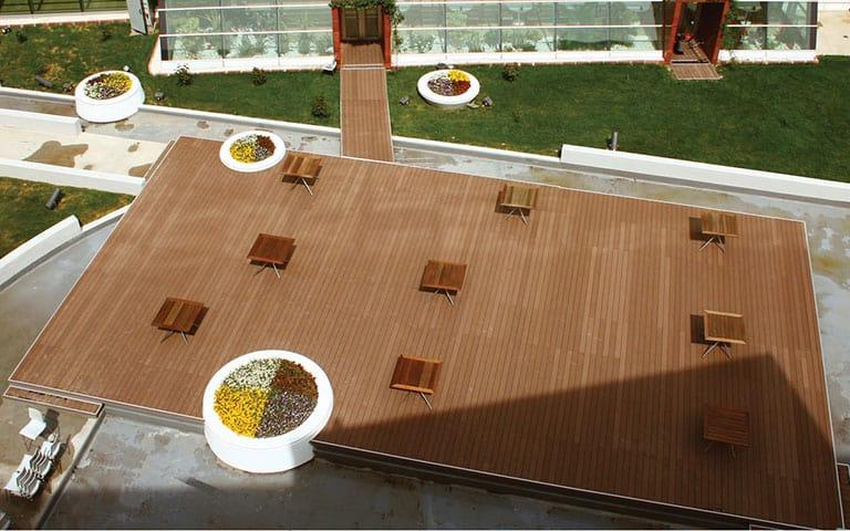 Pimawood Kompozit Deck Projeleri