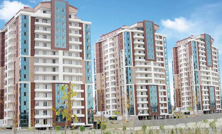 Ankara Batıkent Pimapen-ALC Zirve Life Konutları