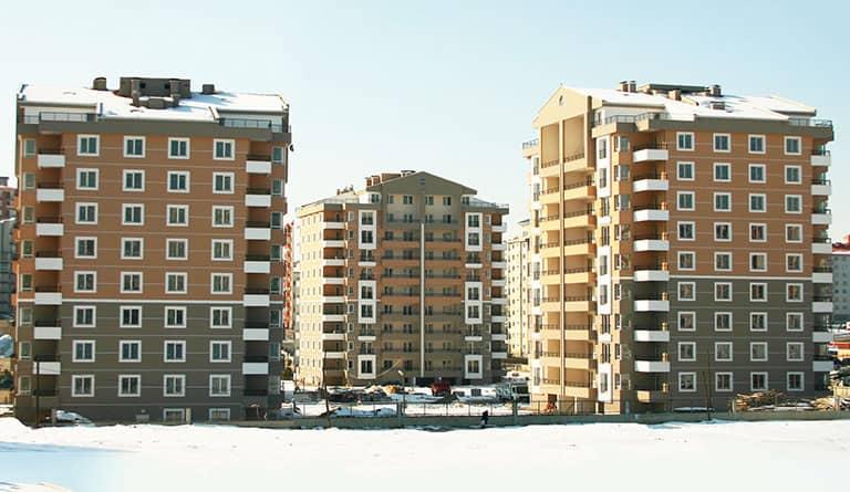 Ankara Batıkent Pimapen-Sarıkent Sitesi