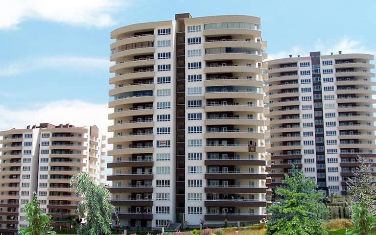 Ankara Çayyolu Pimapen-Başkent Sancak Sitesi