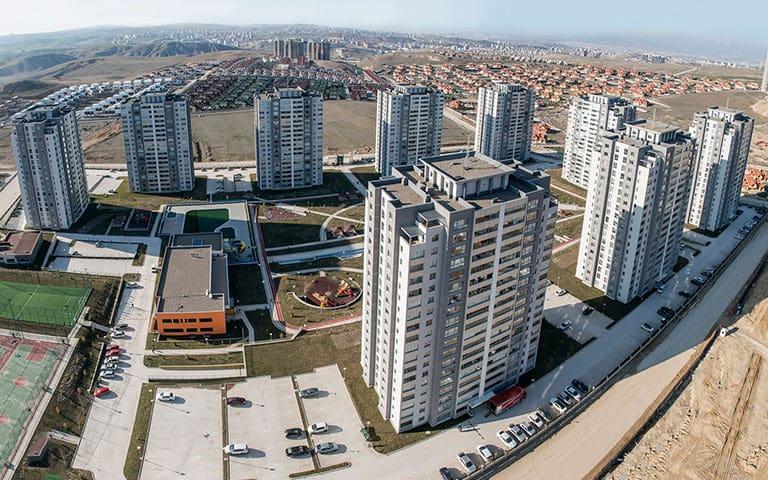 Ankara Çayyolu Pimapen-Can Ata Bilge Konutları