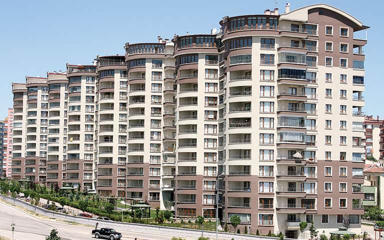Ankara Yenimahalle Pimapen-Ant Prestij Konutları