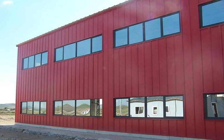 Pimapen Ankara-Başkent OSB Fabrika Binası