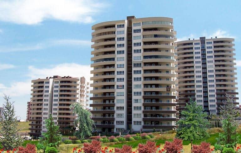 Pimapen Ankara Başkent Sancak Sitesi
