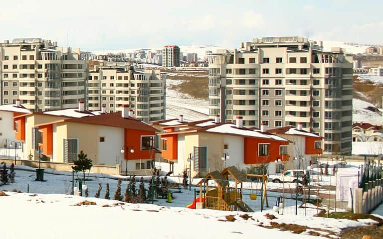 Pimapen Ankara-Enerjikent İnci Sitesi