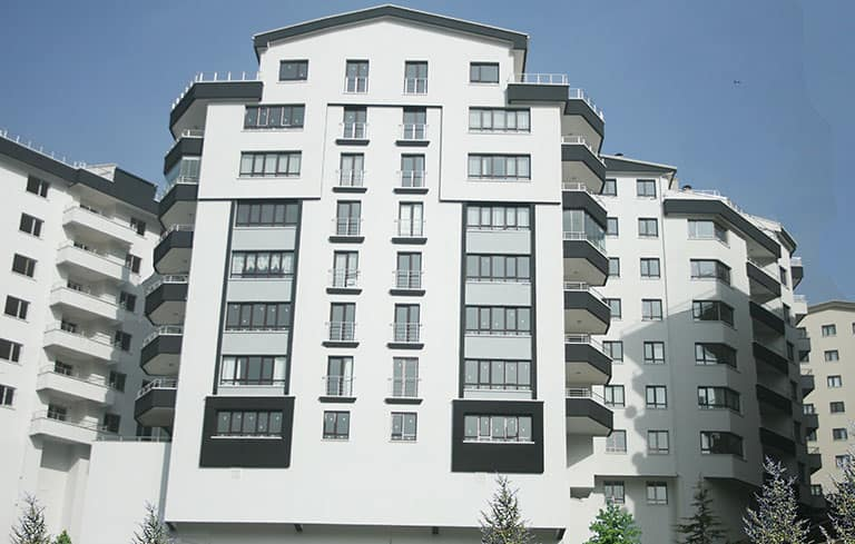 Ankara Balgat Pimapen-Demircioğlu Apartmanı