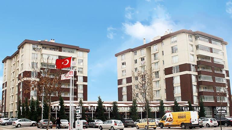 Ankara Batıkent Pimapen-Kentpark Sitesi