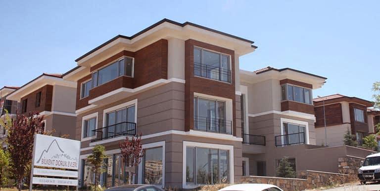 Ankara Bilkent Pimapen-Bilkent Doruk Evleri