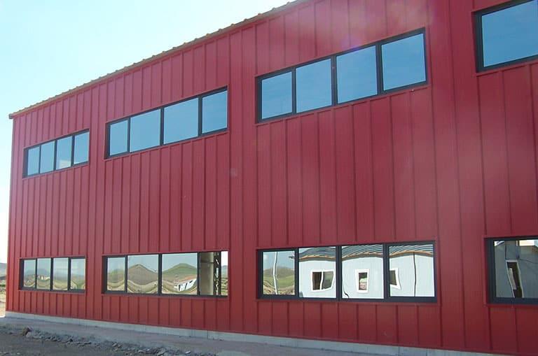 Ankara Ostim Pimapen-Başkent OSB Fabrika Binası
