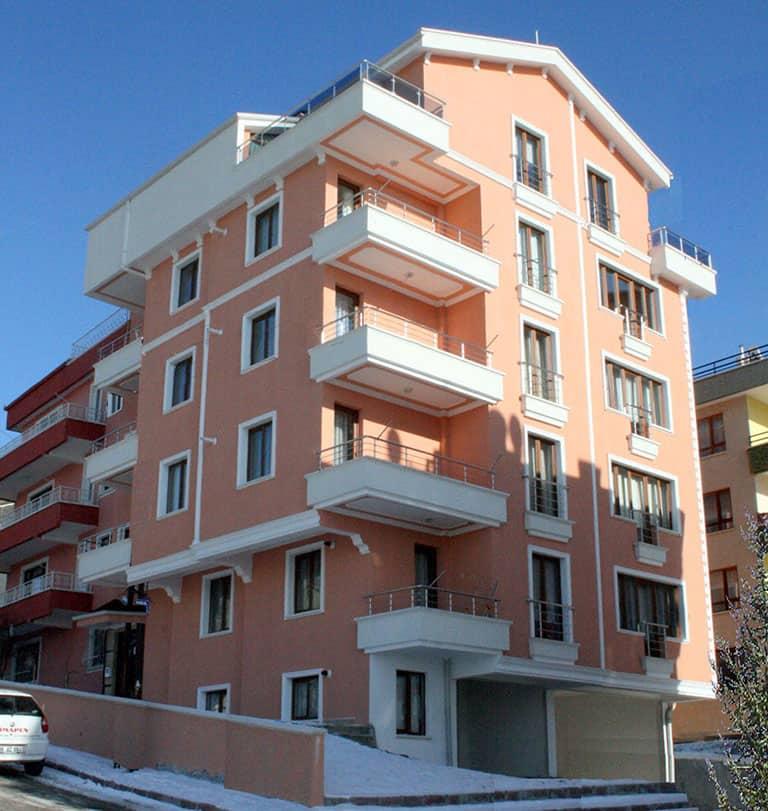Ankara Şentepe Pimapen-Hüda İnşaat