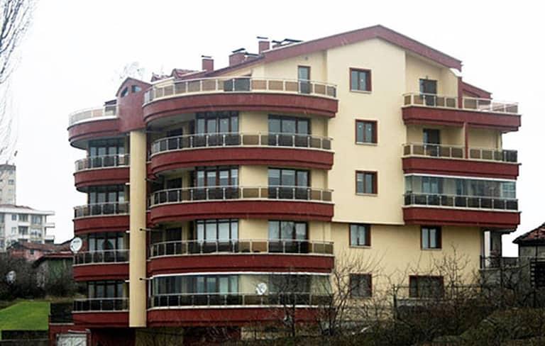 Ankara Birlik Mahallesi Pimapen-Bengütaş İnşaat